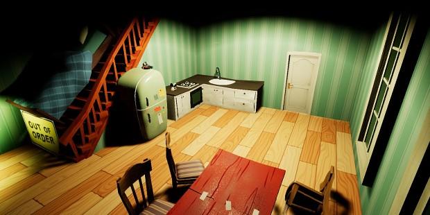 Kitchen CustomHouse 2