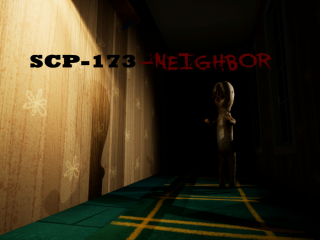 Hello SCP-173-Neighbor