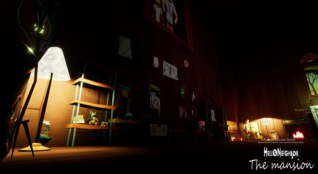 how to download hello neighbor mods