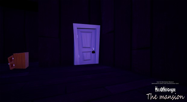 Hello Neighbor The Mansion Mod Release Day 3 Pictures!