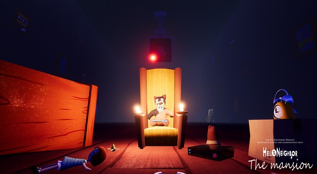 Tips and Tricks for Hello Neighbor The Mansion.