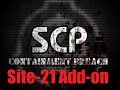 SCP Site-21 - Custom Map