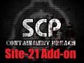 SCP Site-21 - Custom Map