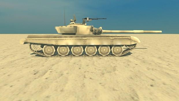 T-72M1 fix image - Conflict: Desert Storm II Remastered mod