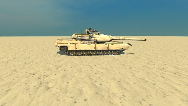 M1A1 ABRAMS ENJOY
