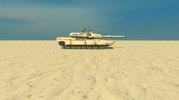 M1A1 ABRAMS ENJOY