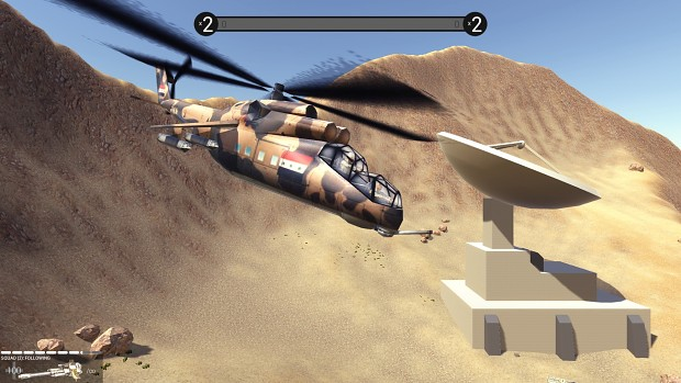 MI-24 image - Conflict: Desert Storm II Remastered mod for