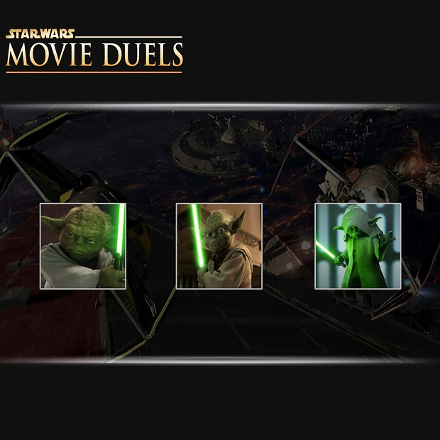 Star wars movie duels mod