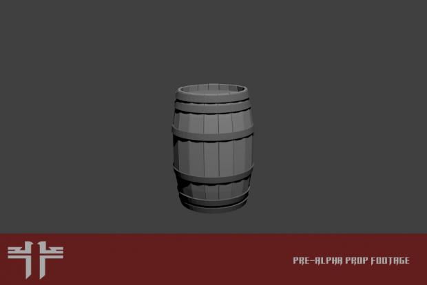 Barrel prop