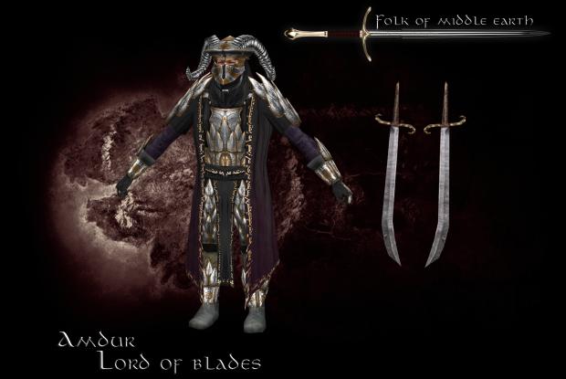 Amdur lord of blades