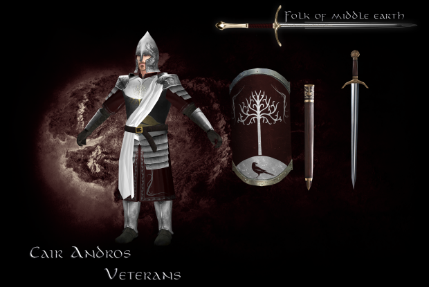 Cair Andros veterans