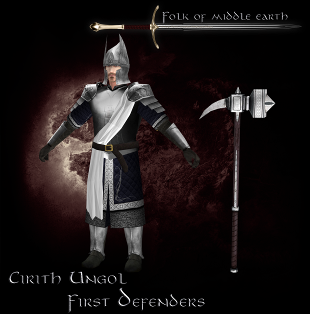 Cirith Ungol First Defender
