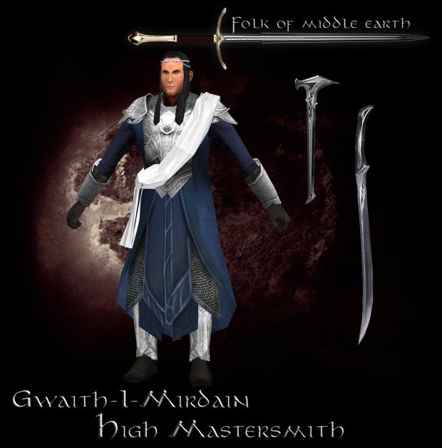 Gwaith I Mirdain High Mastersmith