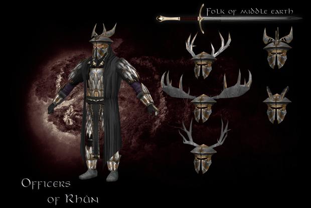 Officers of Rhun