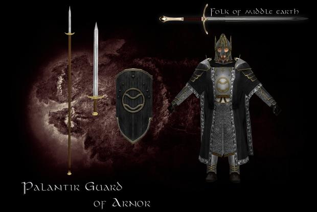 Palantir's guard image - Folk of Middle Earth (edain submod