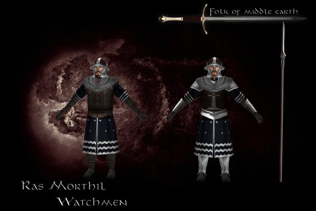 Ras Morthil Watchmen