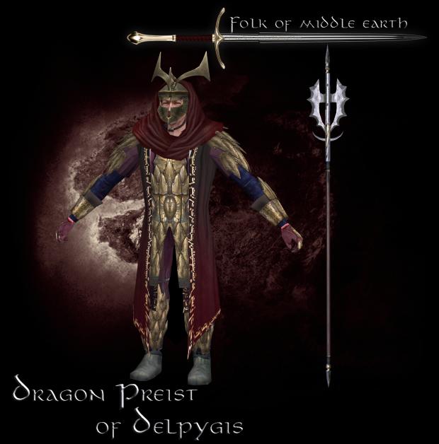 dragon preist of Delpygis