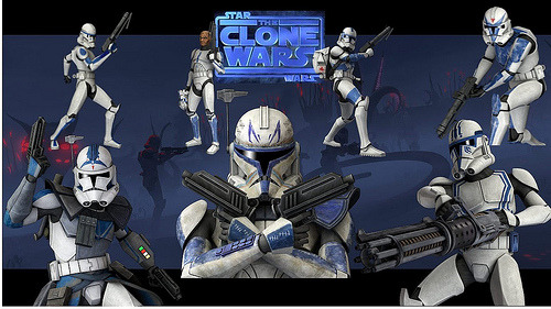 Welcome to the 501st!