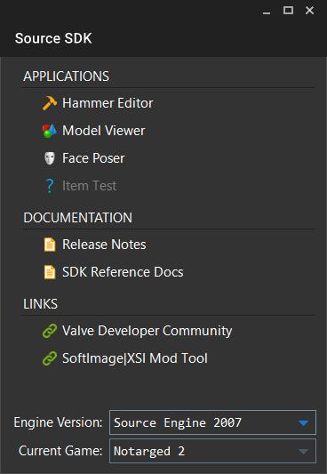 Custom Source SDK
