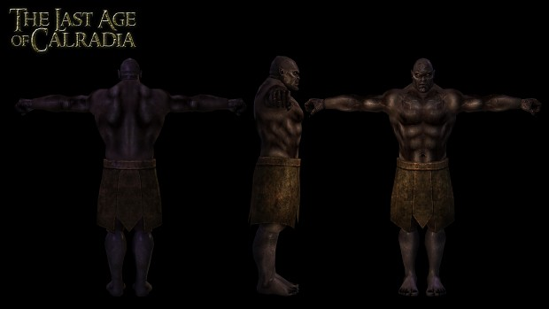 TLAC - Uruk new body and textures