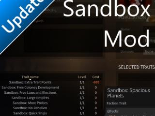 ES2 Sandbox Mod