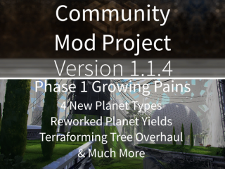 Community Mod Project