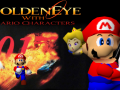 GoldenEye With Mario Characters v2.001
