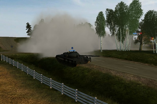 ESS on the new GDR T-72