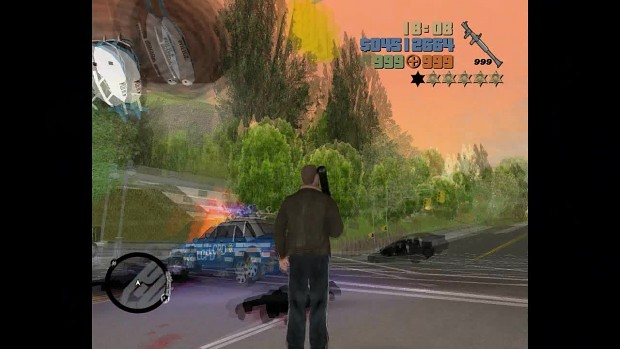 GTA3: KE  Liberty City Massacre 2