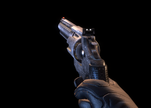 Soon-to-be-outdated Revolver Reskin/Remake