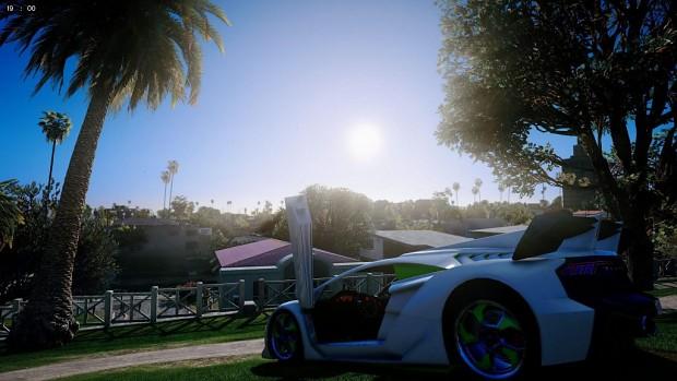 Image 1 - GTA V Redux mod for Grand Theft Auto V - Mod DB