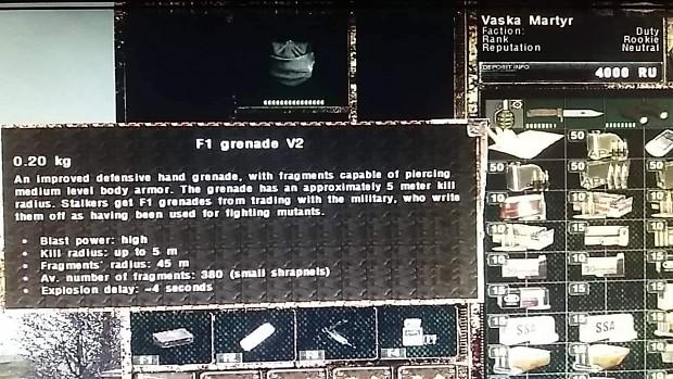 RTTN_TAZ potato shot ( New ammo + 1 extra grenade )