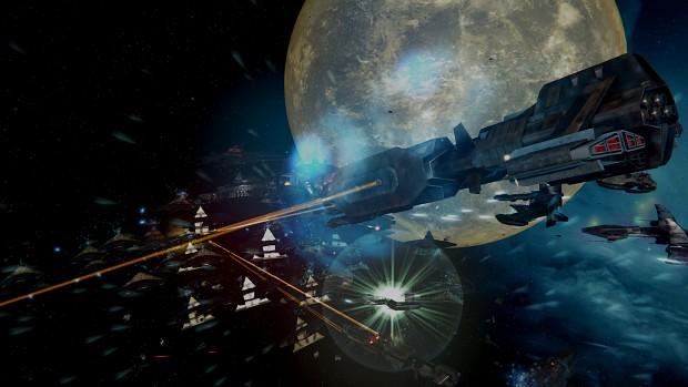 Mixed Fleet Battle 1