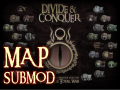 Divide and Conquer Map Submod