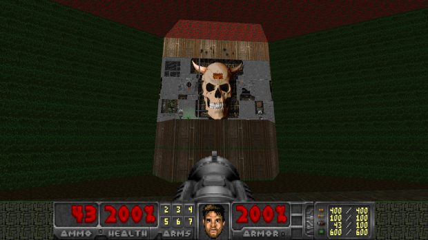 Freedoom in Doom: Icon of Sin