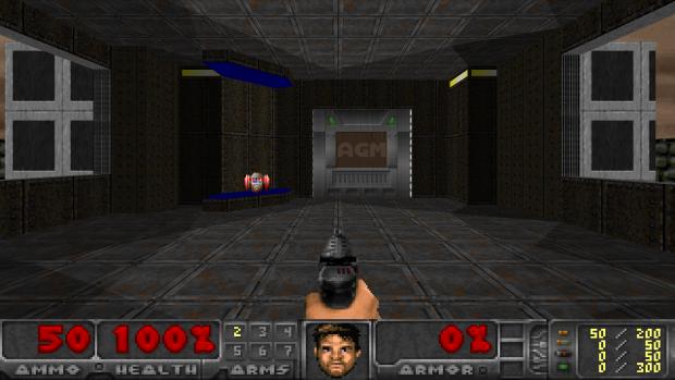 Freedoom in Doom: Full Version on TNT: MAP01