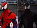 Spider-Carnage and Black Spider-Carnage