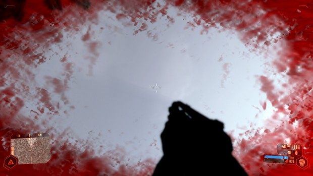 HUD Blood Shader