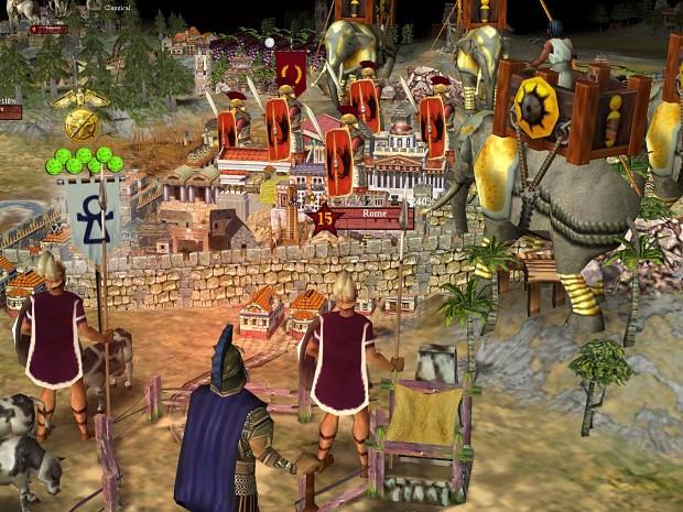 Scenario First Punic War