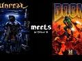 Unreal vs Doom