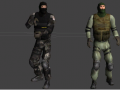 SWAT 4 Skins Camouflage All