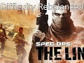 Spec Ops: The Line Difficulty Rebalanced