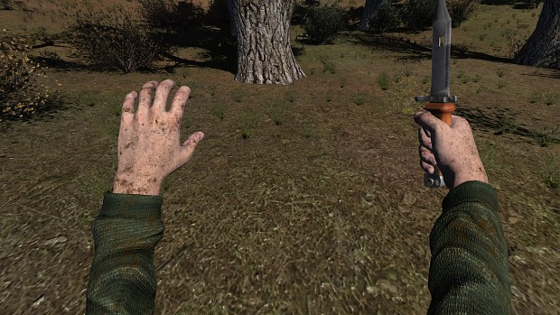 Dirty hands in testing