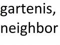 Garteni`s Neighbor