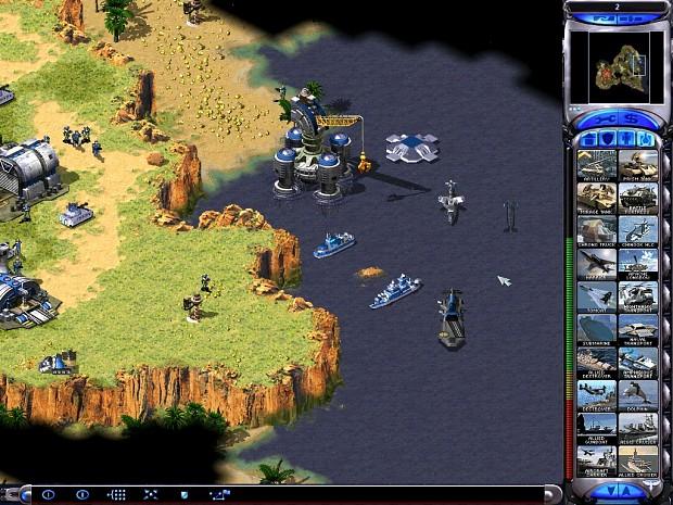 Allies Naval