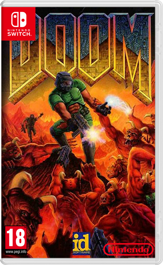 Switch Doom Box 4
