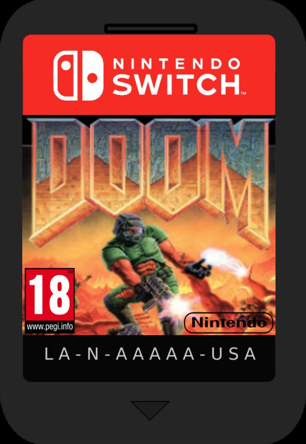 Switch Doom Cart 3