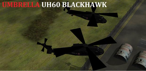 UBCS - UH60 Blackhawk