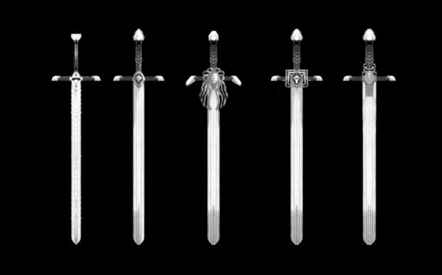 Sword Designs image - Sevenheart - Total Conversion ...