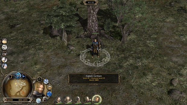 Arnor Captain with new abilities.